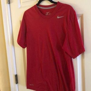 Nike Dri-Fit short sleeved top